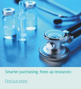Smarter Purchasing allows better focus on healthcare