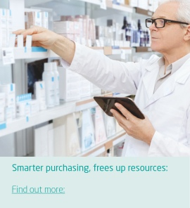Smarter Purchasing frees up your staff resources